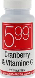 5.99 Cranberry Vitamine C