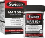 Swisse Multivitaminen Man 50 Voordeelverpakking
