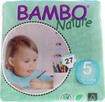 Bambo Nature Babyluier 5 15-22kg 27st