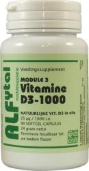 Alfytal Vitamine D3 1000