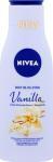 Nivea Body Oil In Lotion Vanilla