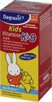 Dagravit Kids Vitamine K+d Druppels Olie 25ml