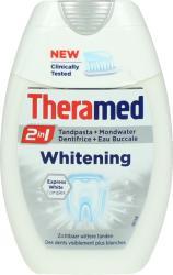 Theramed 2 In 1 Ultra White 75 Ml Tandpasta