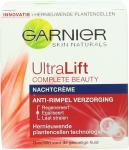 Garnier Skin Naturals Ultra Lift Complete Beauty Nachtcreme Gevoelige Huid