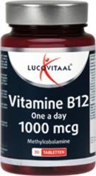 Lucovitaal Vitamine B12 1000 Mcg 30tb