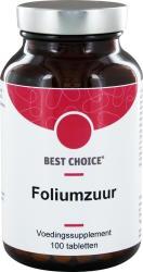 Best Choice Foliumzuur 400 Vitamine B11