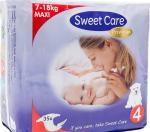 Sweetcare Ultradun Maxi Maat-4 35-luiers