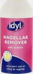 Idyl Nagellak Remover Met Aceton