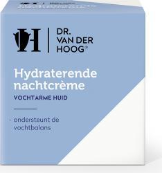 Dr. Van Der Hoog Nachtcreme Hydraterend