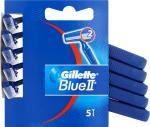 Gillette Blue Ii Wegwerpscheermesjes 5 Stuks