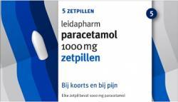 Leidapharm Paracetamol 1000 Mg 5zp