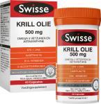 Swisse Ultiplus Krill Olie 500mg 40 Capsules