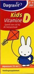 Dagravit Vitamine D Druppels Aquosum Kids 25ml