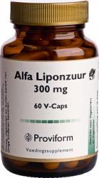 Proviform Alfa Liponzuur 300 Mg