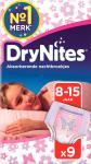 Huggies Luiers Drynites Girl 8-15jaar