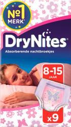 Huggies Drynites Girl 8-15jaar