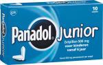 Panadol Junior Zetpil 500 Mg