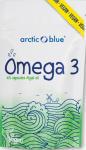 Arctic Blue 1e Vegan Gecertificeerde Omega-3 Algenolie