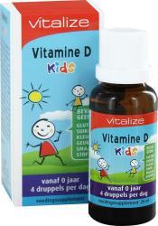 Vitalize Vitamine D Kids