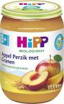 Hipp Bio 8 Fruithapje Fruit En Granen Appel Perzik