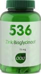 Aov 536 Zink Bisglycinaat 15 Mg