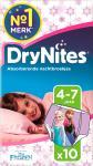 Huggies Luiers Drynites Girl 4-7jaar