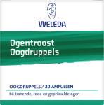 Weleda Ogentroost Oogdruppels 0.4 Ml