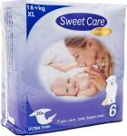 Sweetcare Premium Xl Maat 6 16 Kg 30st