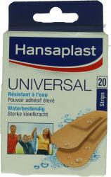 Hansaplast Universal Pleisters 20 Strips