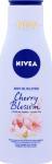 Nivea Body Oil Lotion Cherry Blossom & Jojoba 200ml