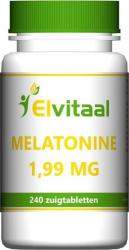 Elvitaal Melatonine 1.99 Mg