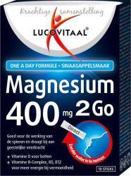 Lucovitaal Magnesium 400 2go