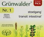Grunwalder Nr. 1 Kruidentablet