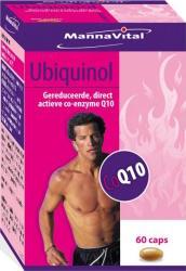 Mannavital Ubiquinol Co-enzyme Q10