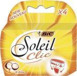 Bic Soleil Clic Scheermesjes 4 Stuks